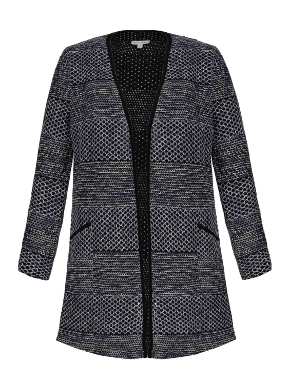 gina laura strickjacke