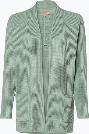 strickjacke damen grün